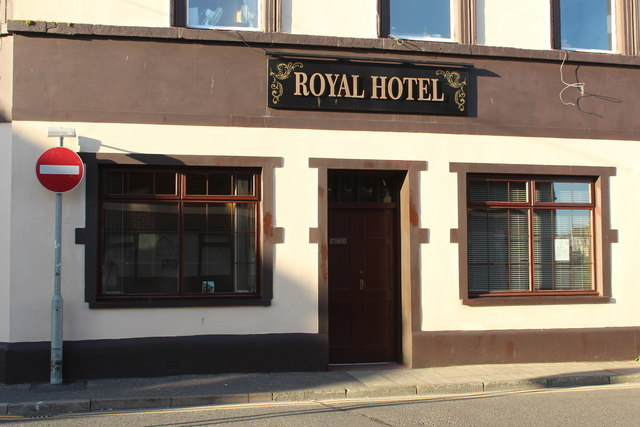 Royal Hotel, Stranraer