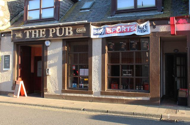 The Pub, Stranraer