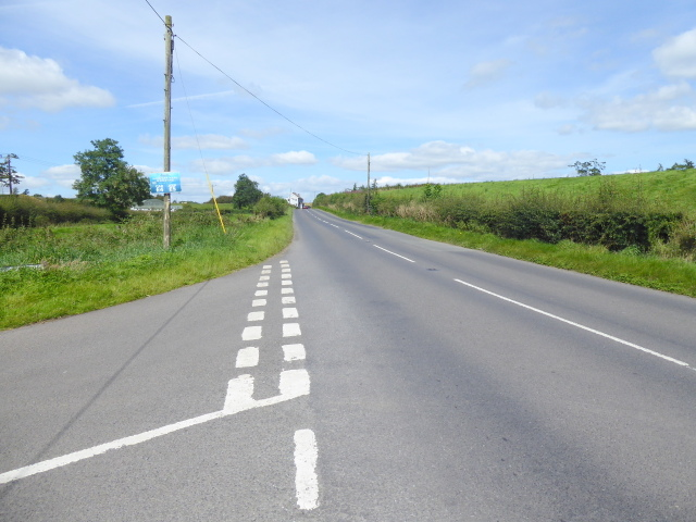 Tattyreagh Road, Tattyreagh Glebe