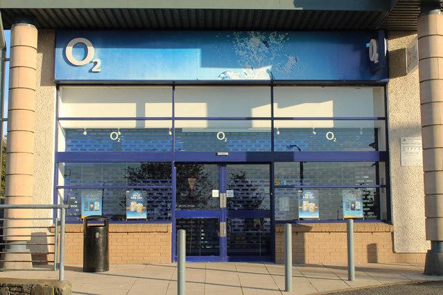 O2 Shop, Stranraer