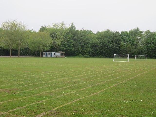The Grange School playing field