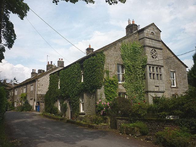Stone cottages, Threshfield