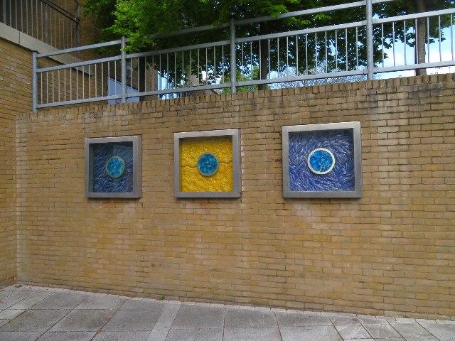 Artwork in Basingstoke