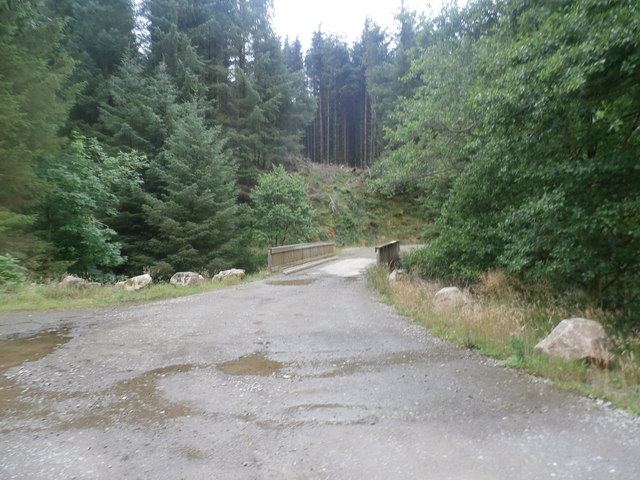 Bridge over Hobcarton Gill