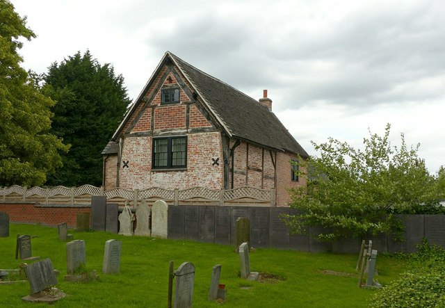 Church Farmhouse, Ockbrook