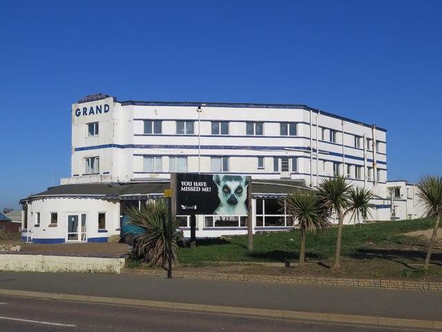 Grand Hotel, Culver Parade, Sandown
