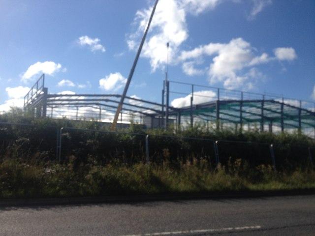 New build factories - Desborough