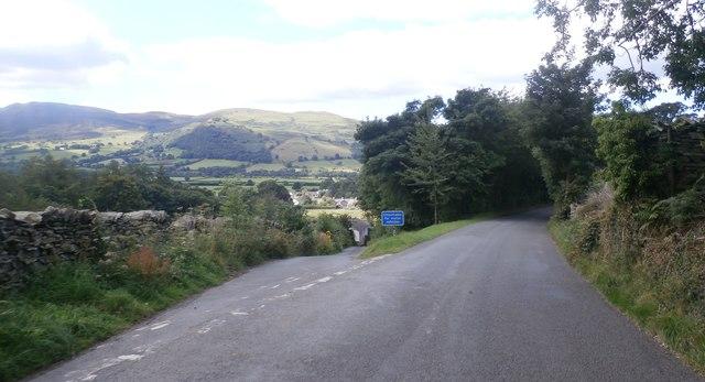 Junction at High Lorton
