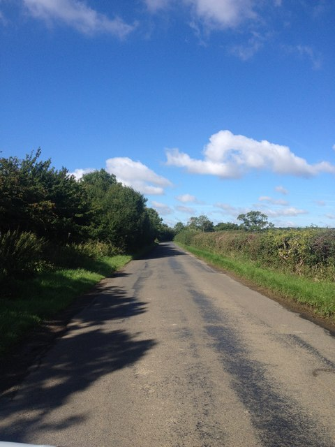 Towards Faxton Corner