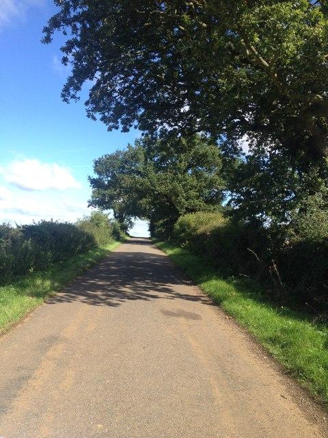Towards Draughton