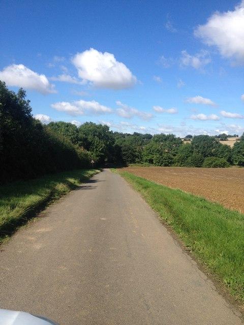 Towards Maidwell
