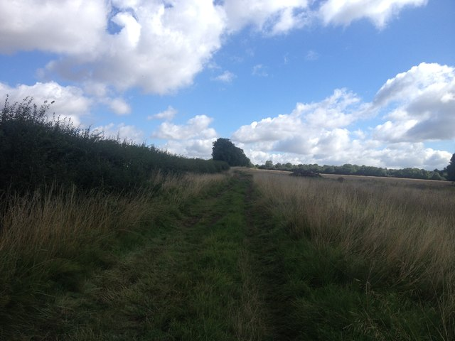Northants bridleway