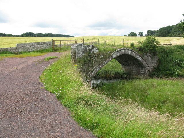 Mill Bridge, east of Carnwath