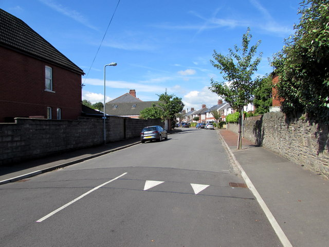 Athelstan Road, Whitchurch, Cardiff