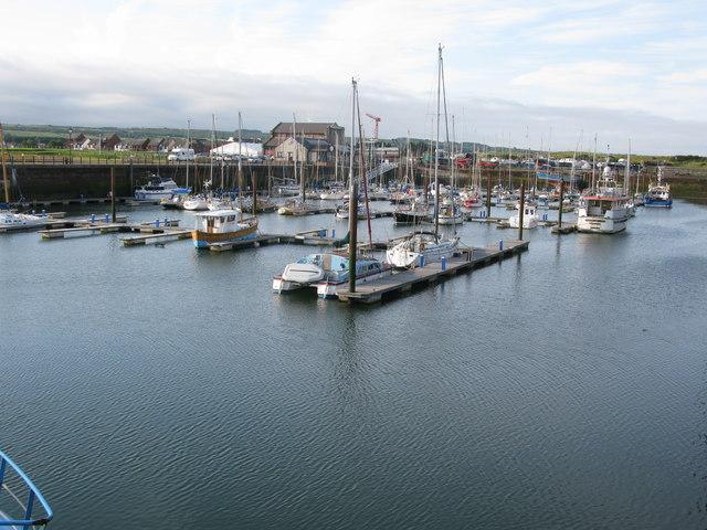 Maryport Marina