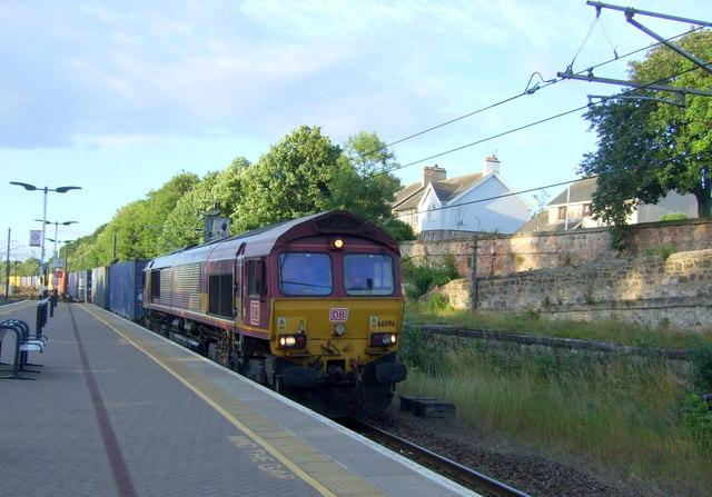 Berwick-Upon-Tweed Railway Station