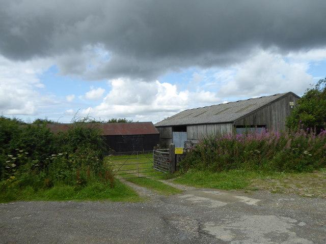 Barns near Calleynough