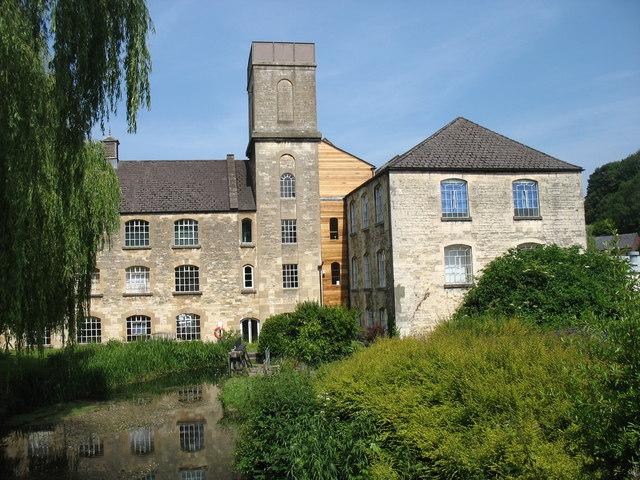 Port Mill, Brimscombe