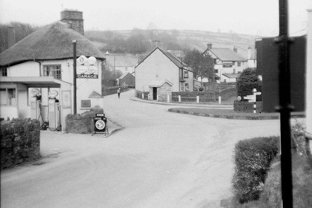 Exford Crossroads