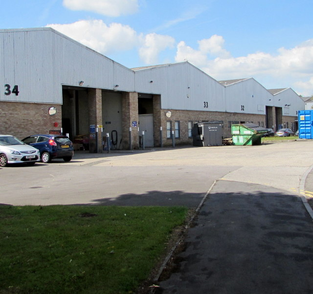 Units in Beeches Industrial Estate, Yate