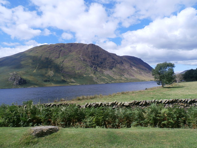 Crummock Water from Rannerdale