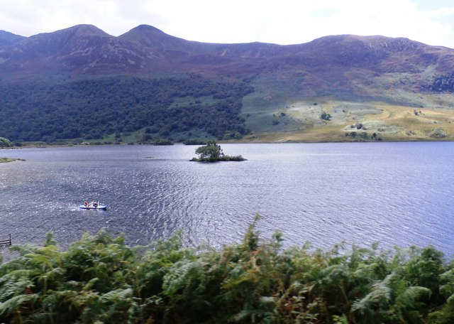 Woodhouse Islands - Crummock Water