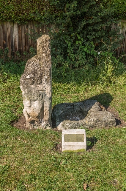 The Hob Stone and Plague Stone