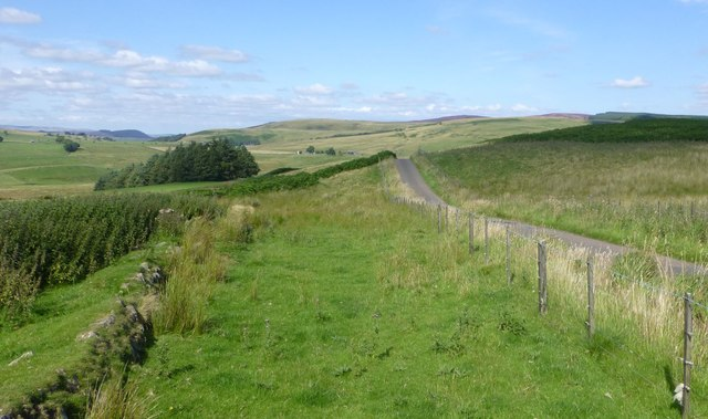 Road to East and West Todholes