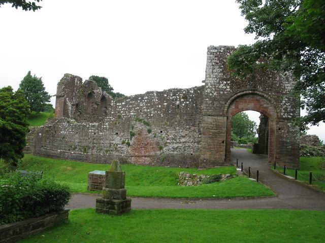 Egremont Castle