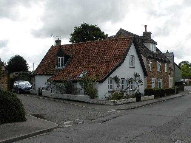 Cottage in North Street