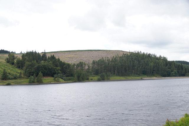 Talla Reservoir, Tweedsmuir