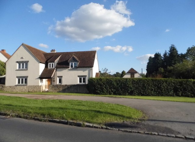 House on Bicester Road, Lower End