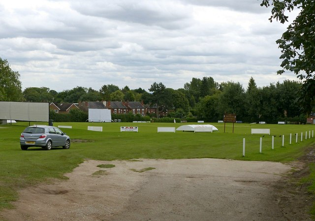 The Arthur Honeybun Cricket Ground
