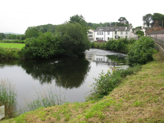 Bend on the River Irt, Holmrook