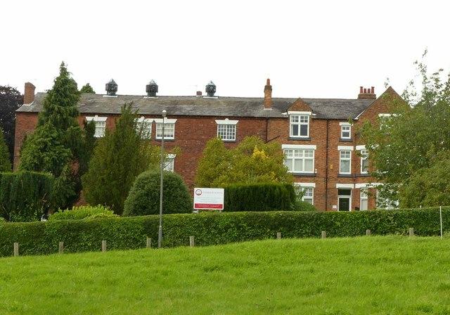 Ockbrook School buildings, Moravian School, Ockbrook