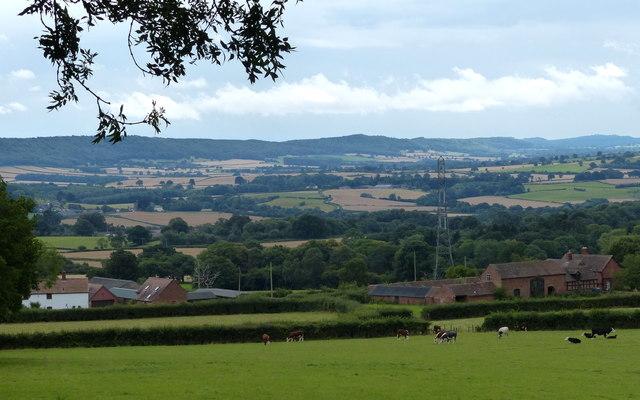 Little Hill Farm and Bank Farm