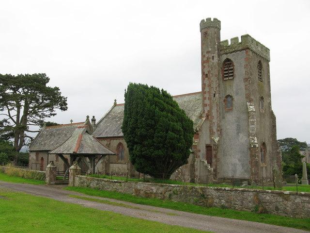 Church of St Paul, Irton