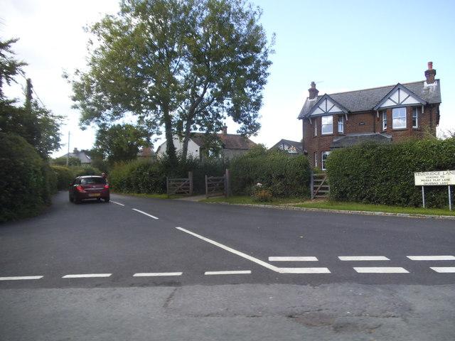Studridge Lane, Speen