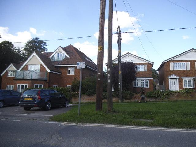 Houses on Station Road, Princes Risborough