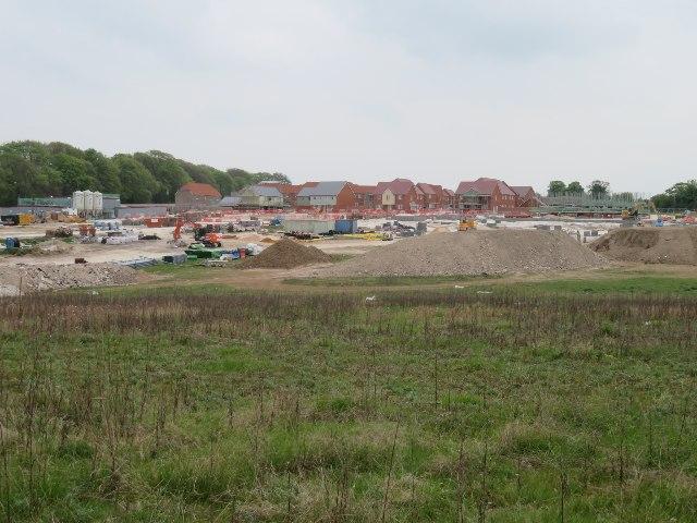 Longacre housing development
