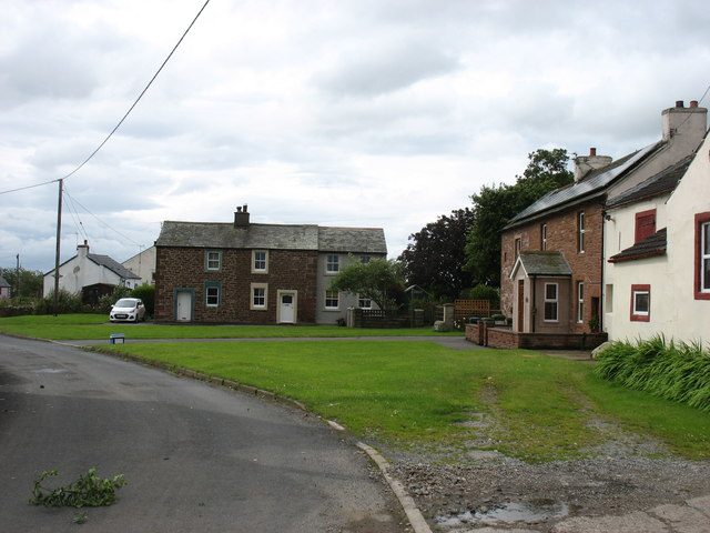Allerby village