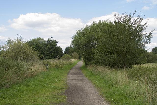The Brampton Valley Way