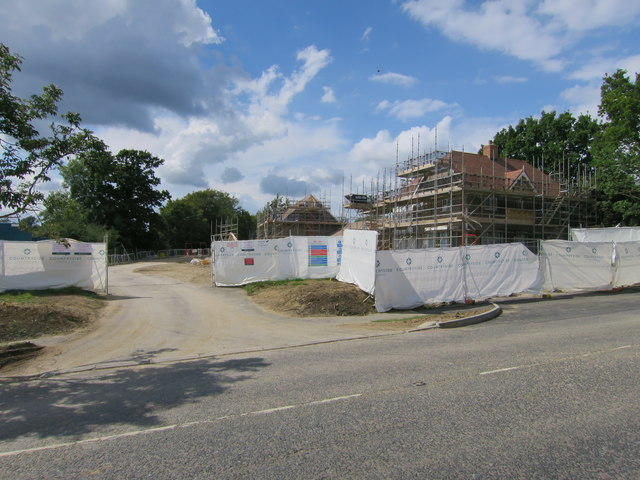 New development, Highgate Hill
