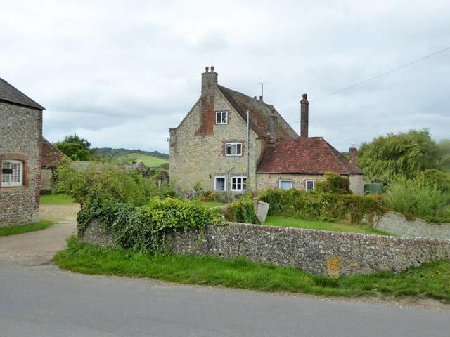 Church Farmhouse, Litlington