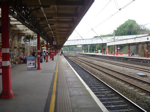 Lancaster railway station [4]