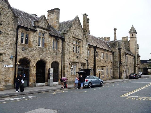 Lancaster railway station [5]