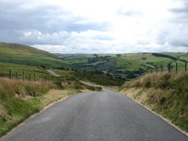 The lane from Staylittle