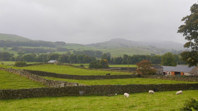 Small fields, Askrigg