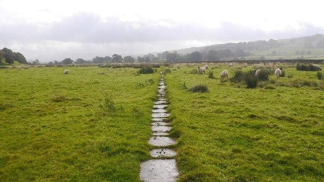 Askrigg to Worton path