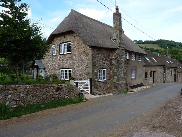 Harecombe or Harcombe Farm cottage